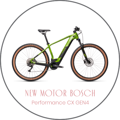 E-Bike: New Motor Bosch Performance CX GEN4
