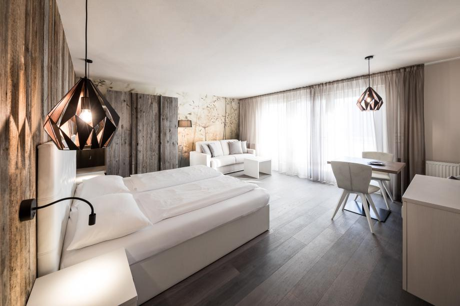 Hotel-Suite - Panoramahotel Am Sonnenhang ****s, Dorf Tirol